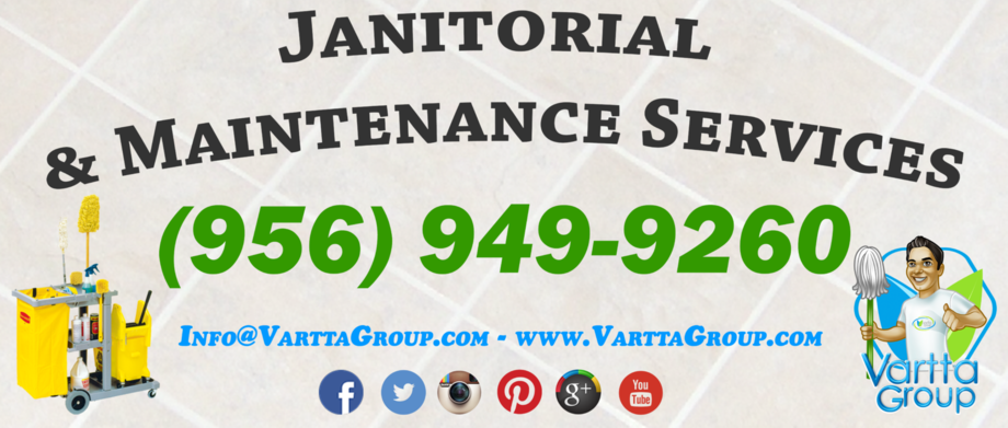 Janitorial and Property Maintenance Services